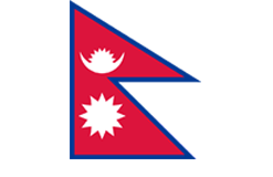 Nepal flag about
