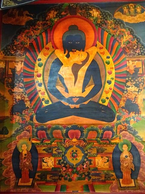 Samanthabadra: The Bodhisattva of Action