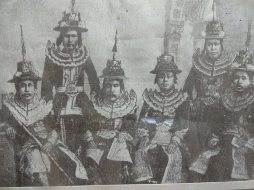 Burmese bad-asses. circa early 19th C.