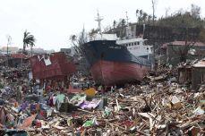 Philippine cyclone